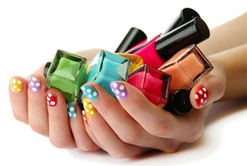 Советы по использованию лаков для ногтей