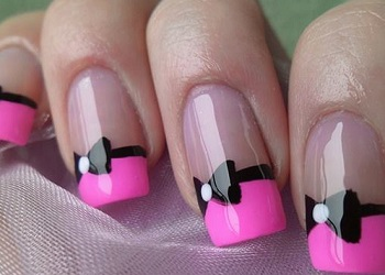 Декор ногтей гелем-лаком