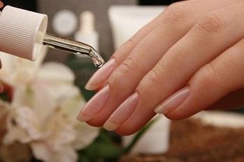 Лечебное масло для ногтей