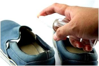 Спрей для дезинфекции обуви