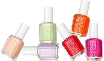 Лаки Essie отличаются яркой палитрой цветов
