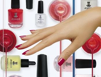 Компания JESSICA предлагает большой выбор средств для ухода за ногтями