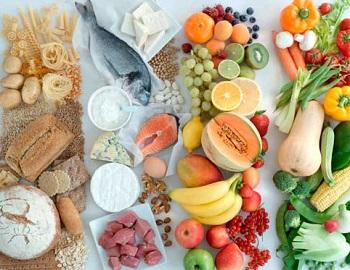 Сбалансированное питание - залог здоровья ногтей