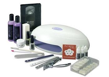 Перед наращиванием ногтей нужно подготовить все необходимые инструменты