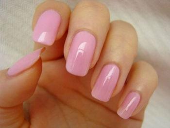 Розовый нюд