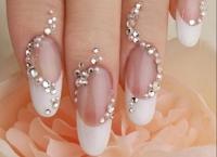 Делаем овальную форму ногтей