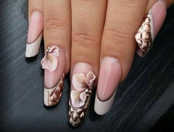 роспись на ногтях пайп