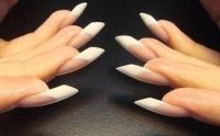 Все о форме ногтей пайп