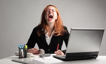Стресс - одна из причин проблем с ногтями