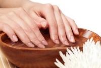 Домашние ванночки для ухода за ногтями