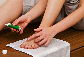 Крем для лечения грибка ногтей